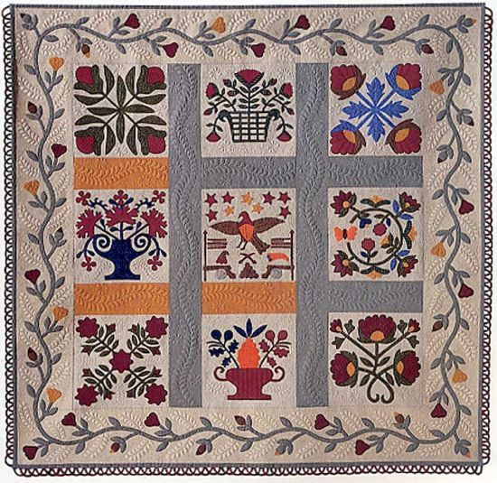 The Anniversary Quilt